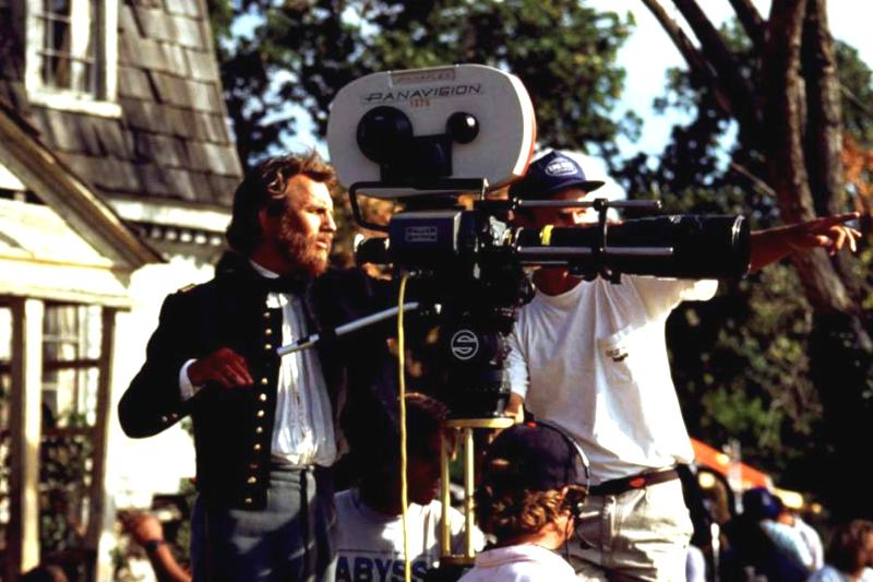 Costner behind the camera