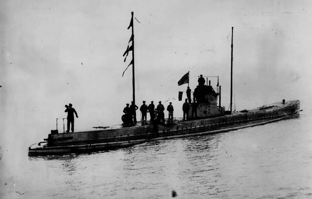 Picture of U-156