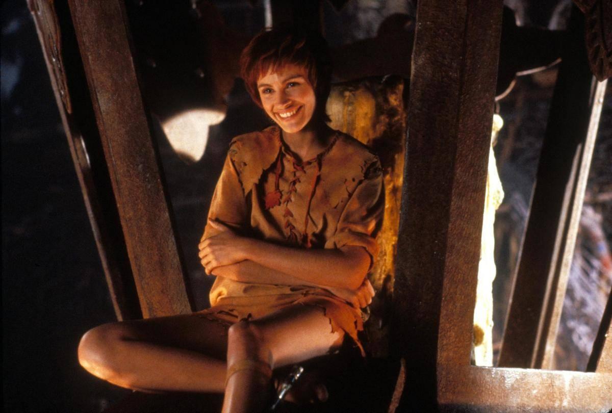 Julia Roberts as Tinkerbell