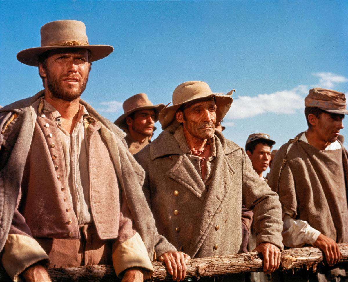 Eastwood and other actors