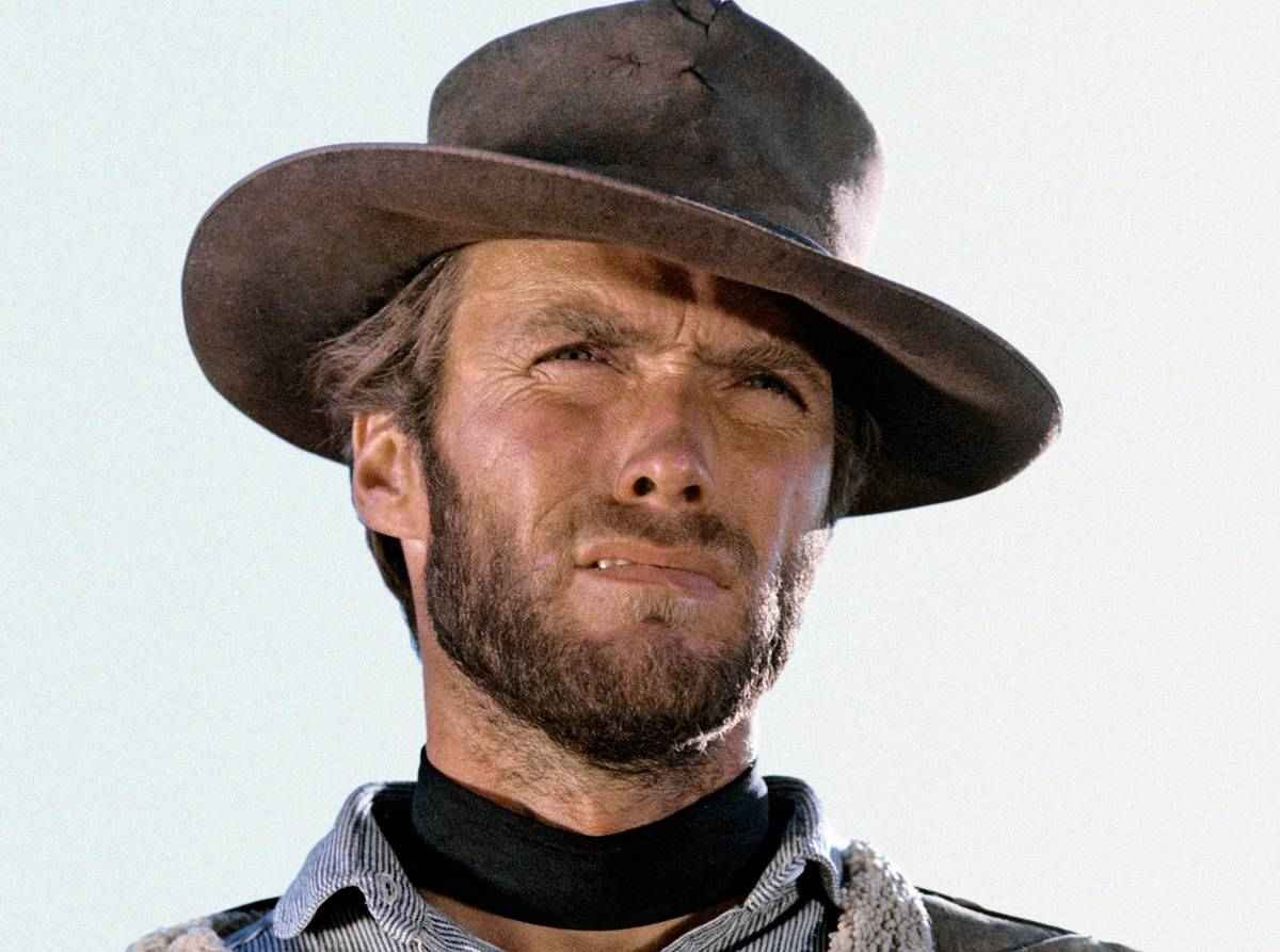 Eastwood in a hat