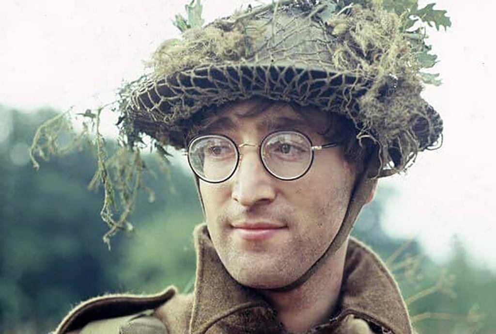John Lennon in How I Won the War