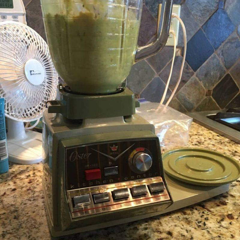 a blender from 1958