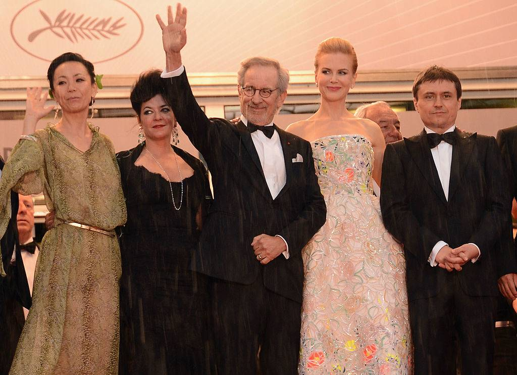 Steven Spielberg at Cannes