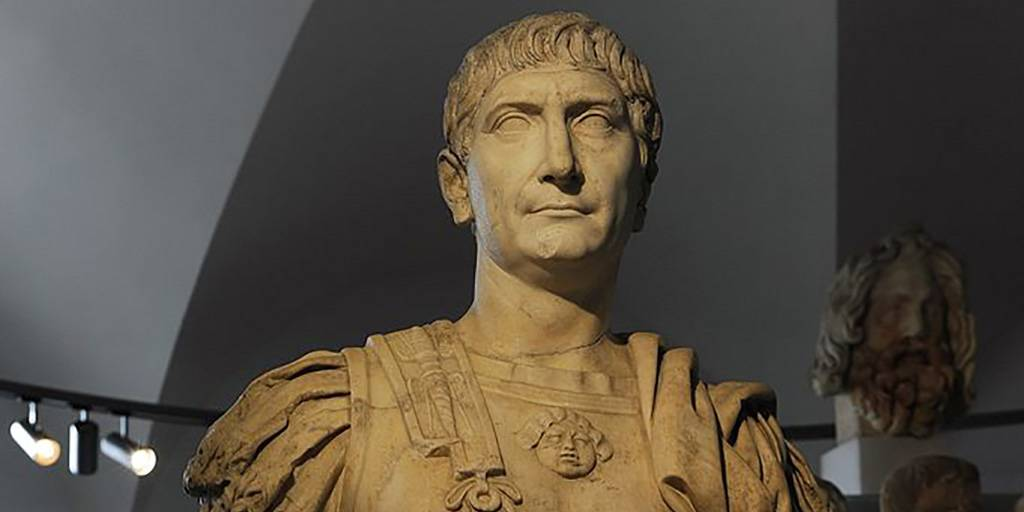 Statue of Trajan
