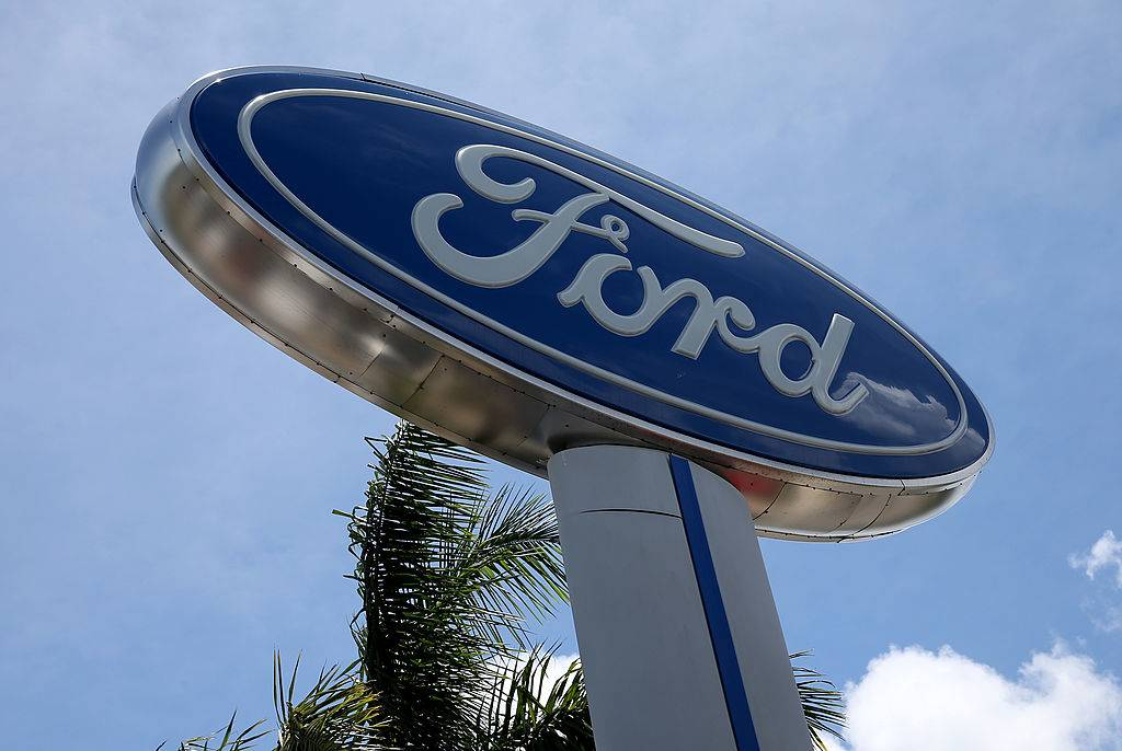Ford sign