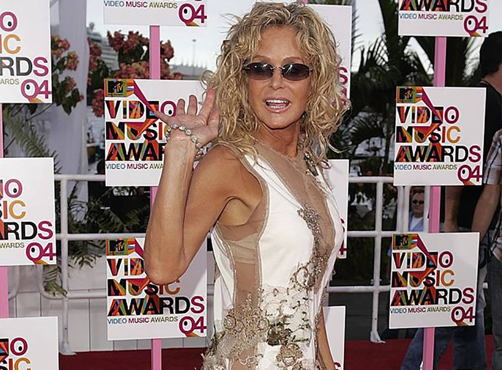 Fawcett at the Video Music Awards