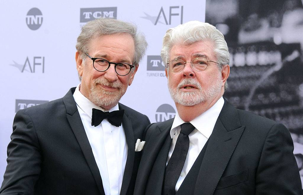 Lucas and Spielberg