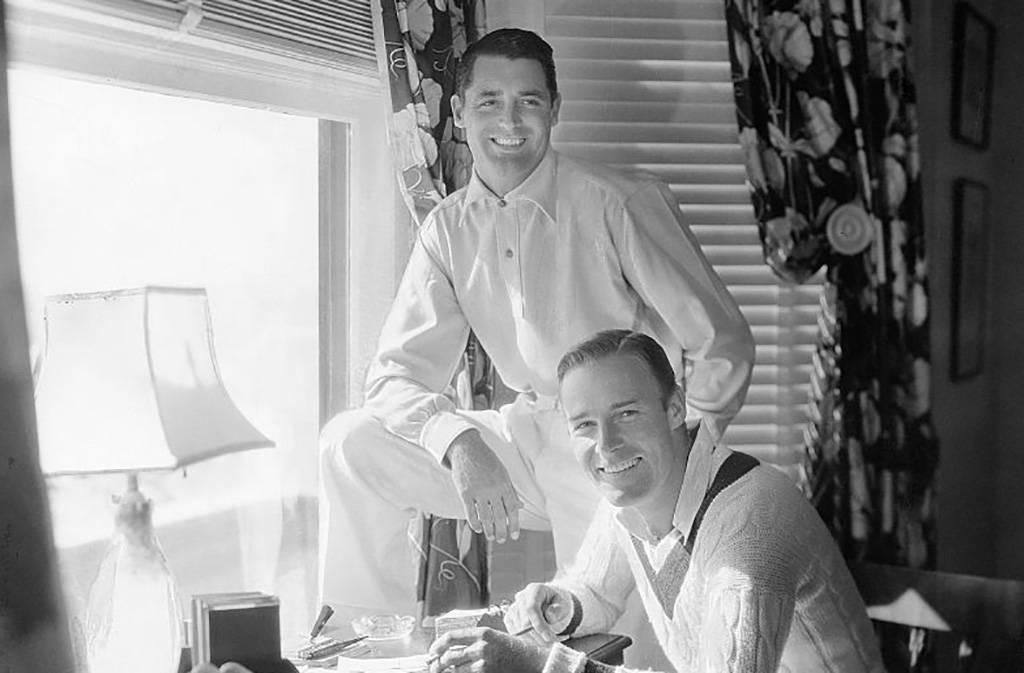 Grant and Randolph Scott