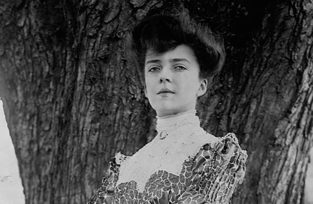 Photo of Alice Roosevelt