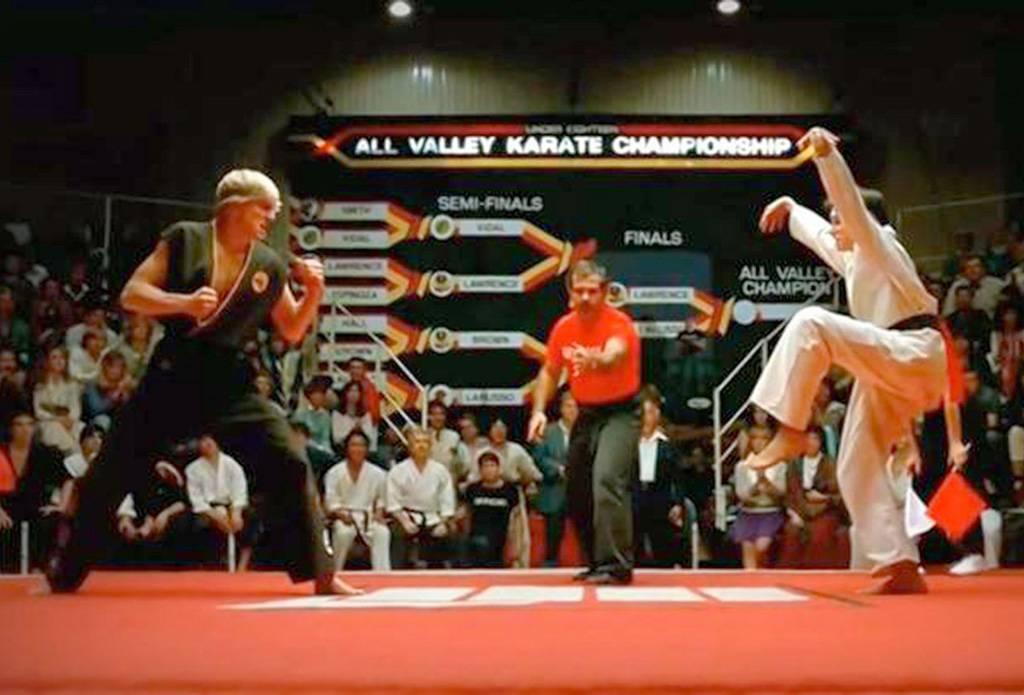 Final fight scene