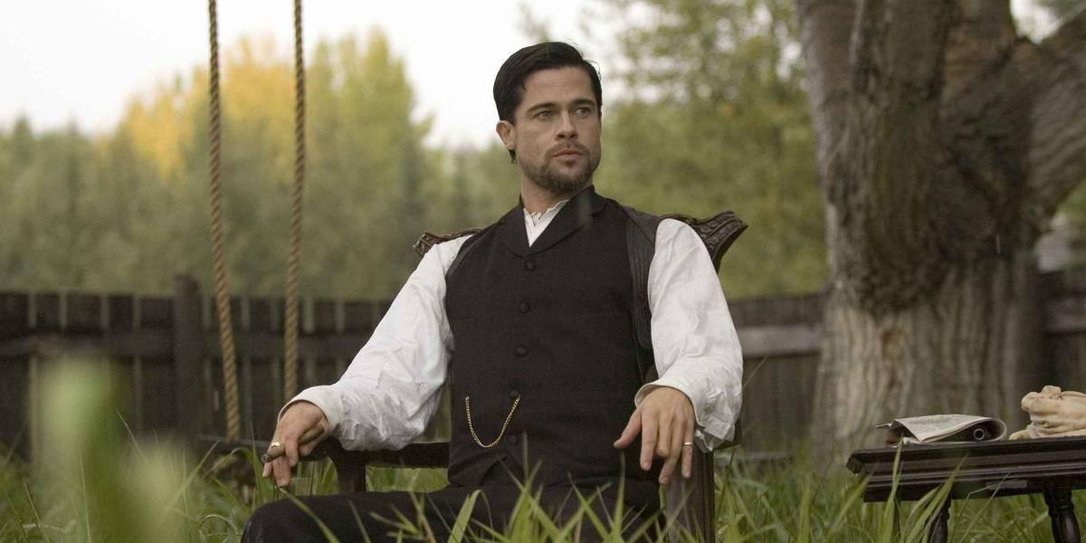 Brad Pitt as Jesse James