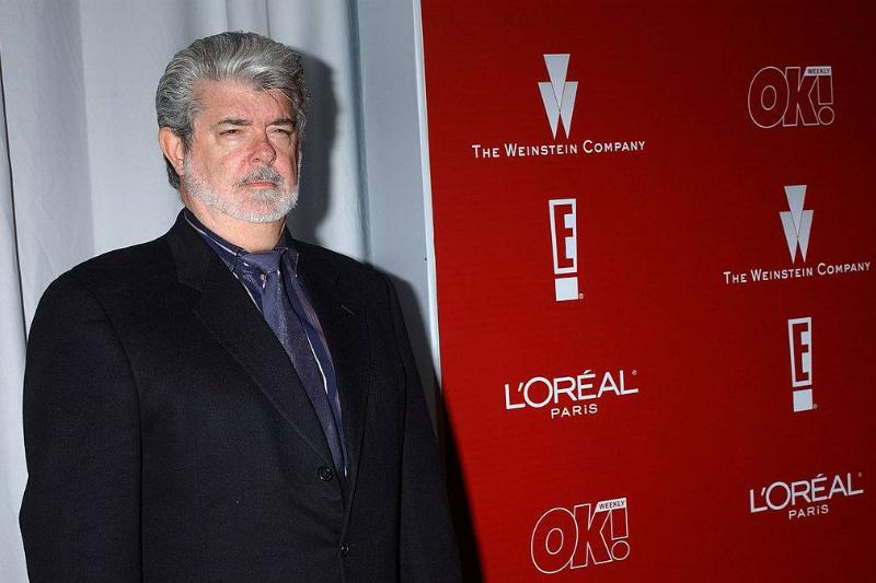 GGeorge Lucas at award show