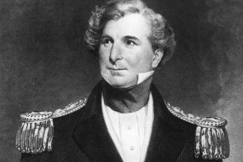Sir James Clark Ross Thought The Island Was An Offshoot