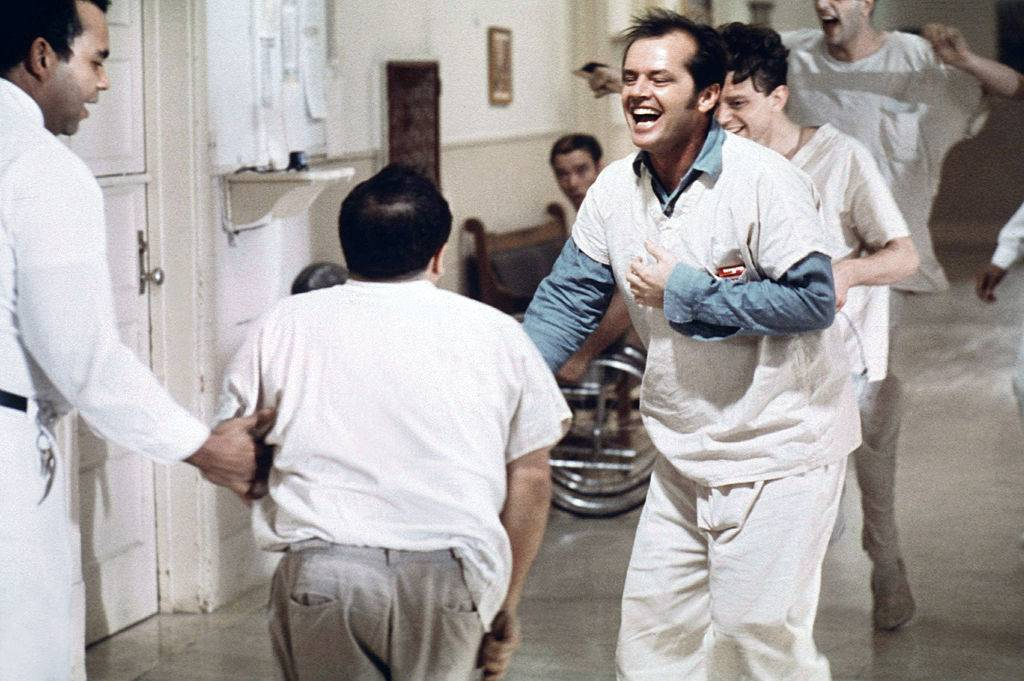 Jack Nicholson in movie