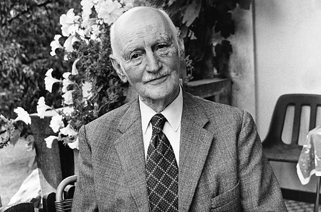 Picture of Otto Frank