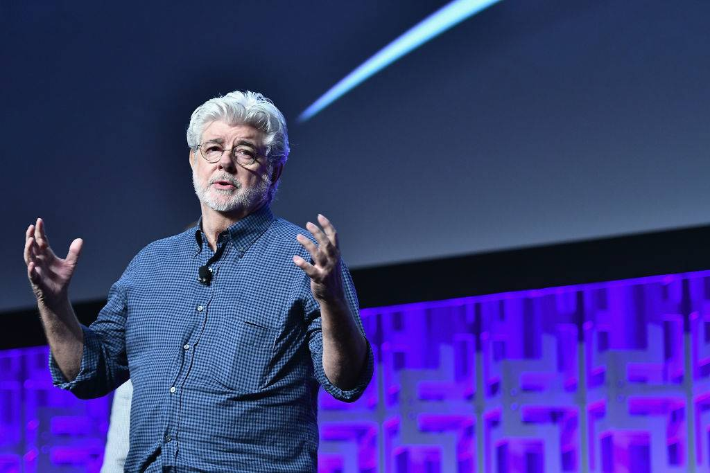 George Lucas speaking