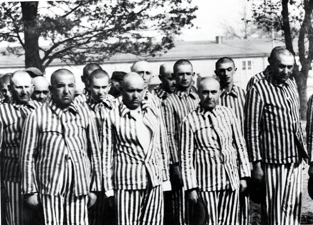 Prisoners in uniform