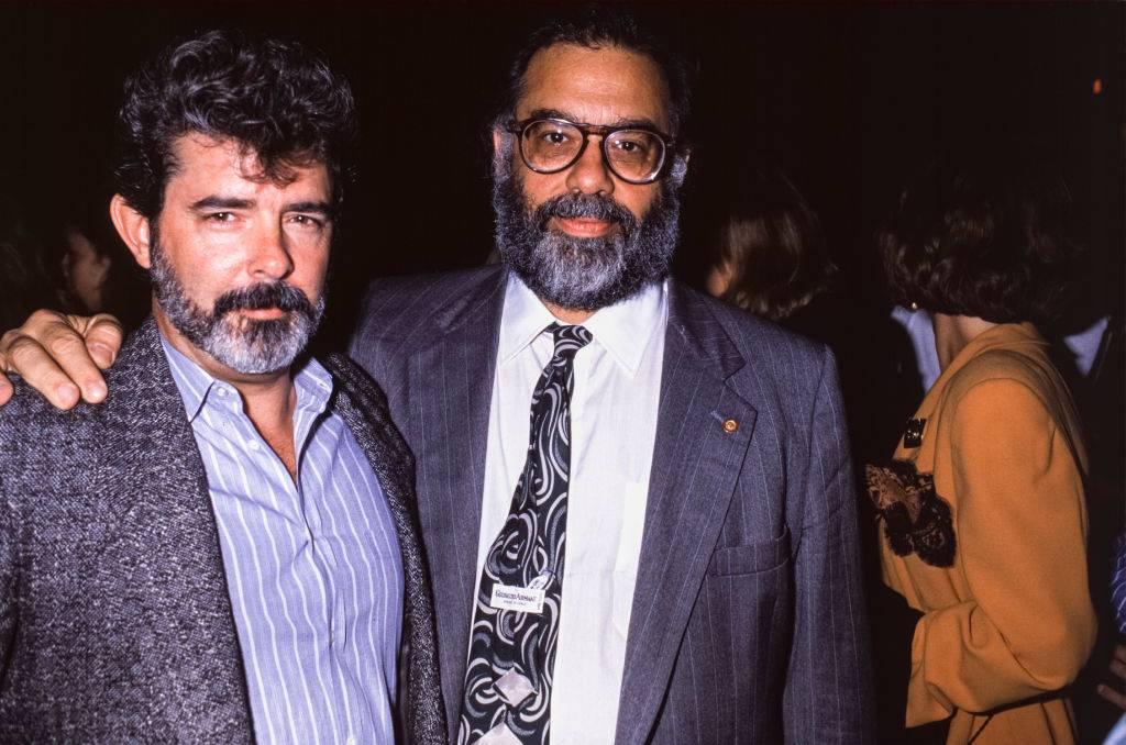 Francis Ford Coppola et George Lucas