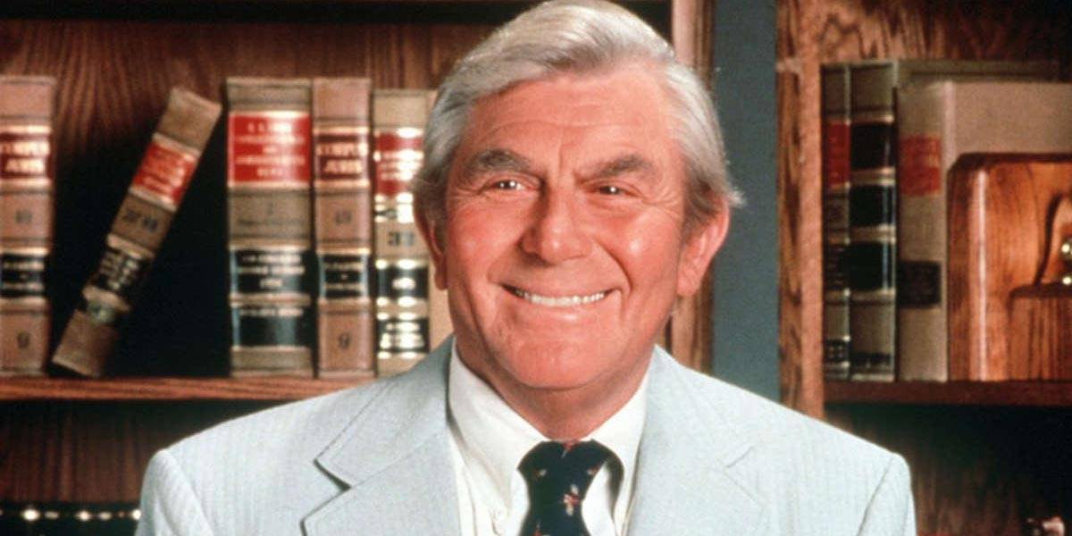 Griffith as Matlock