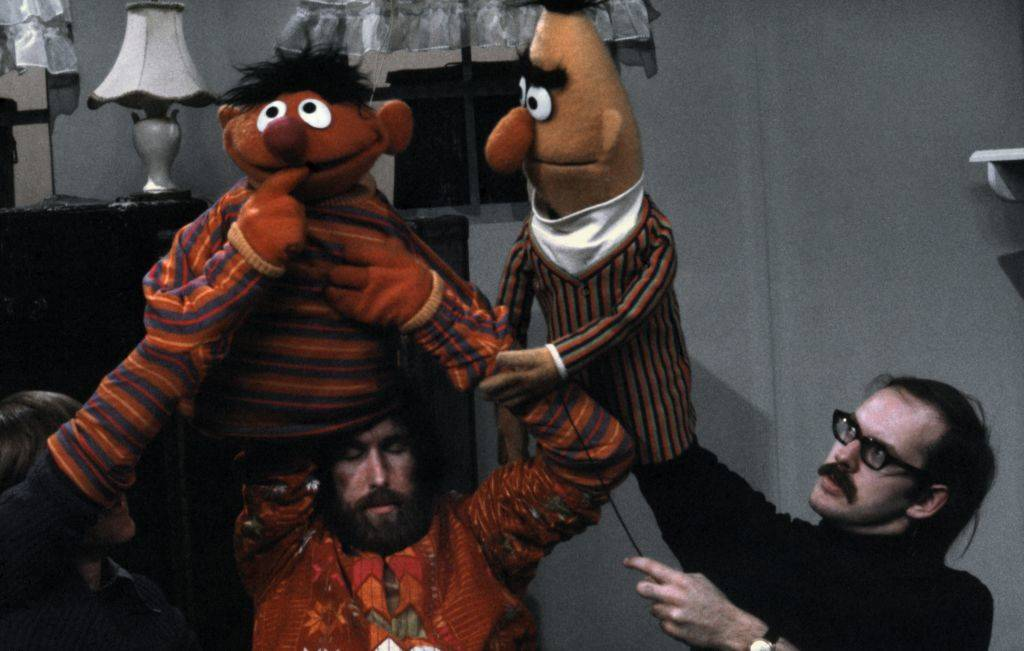 an episode of Sesame Street