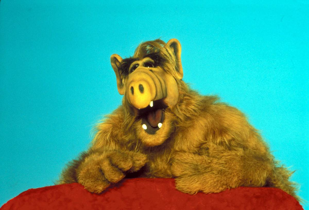 Promo shot of ALF