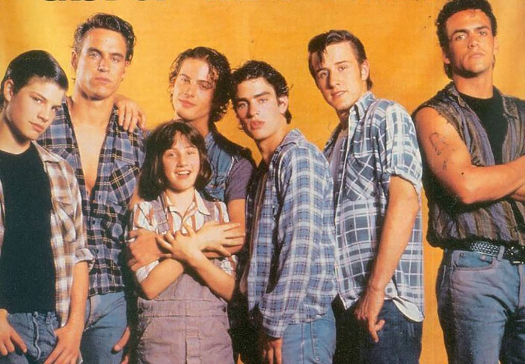Cast of The Outsiders TV Show