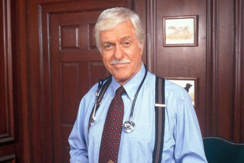 Dick Van Dyke in Diagnosis: Murder