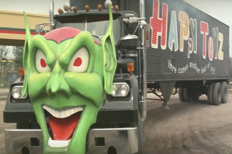 Goblin truck
