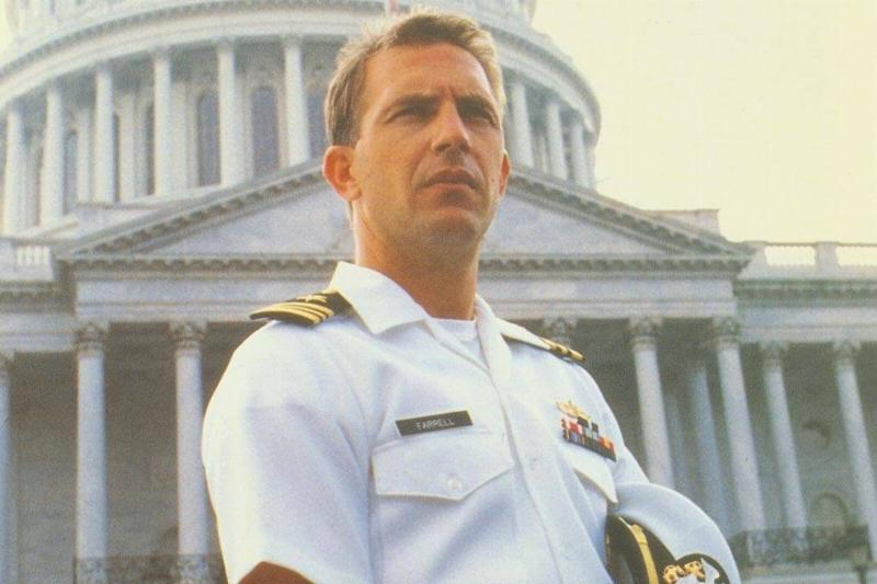 Kevin Costner in No Way Out