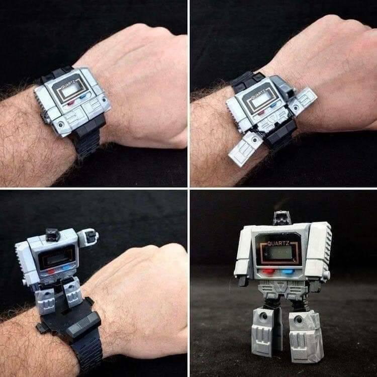 transformer watch