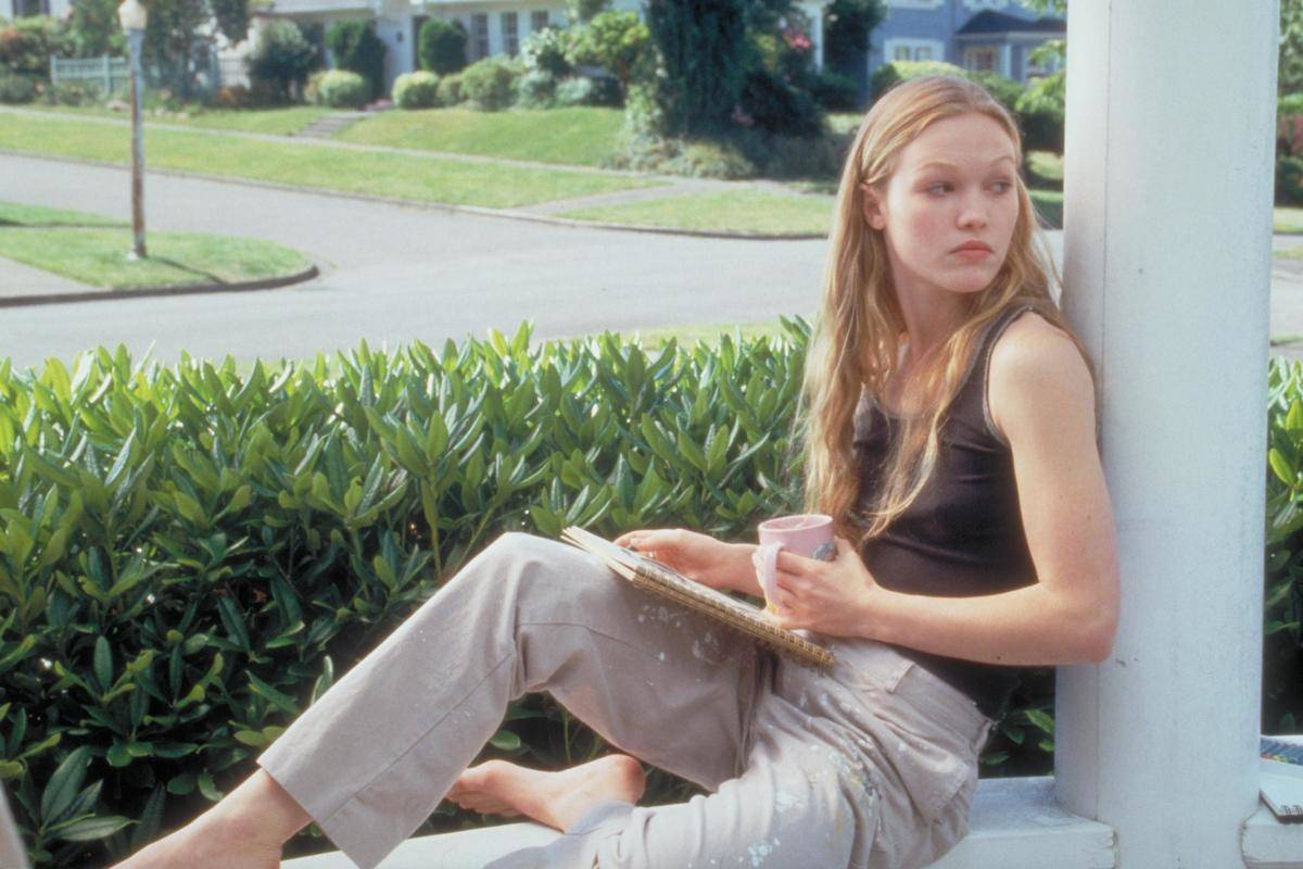 Julia Stiles As Kat Stratford In 10 Things I Hate About You