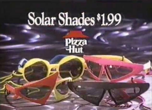 hut glasses