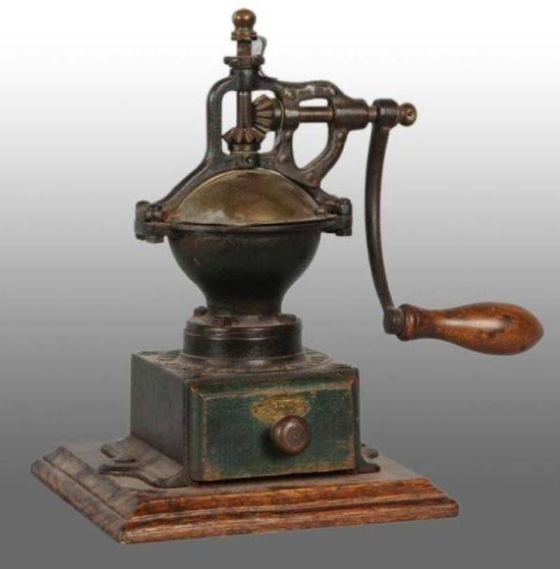 This Cast Iron Coffee Grinder