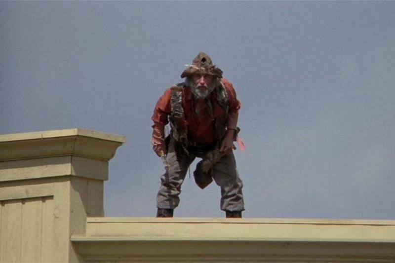 Jack Starrett in the movie