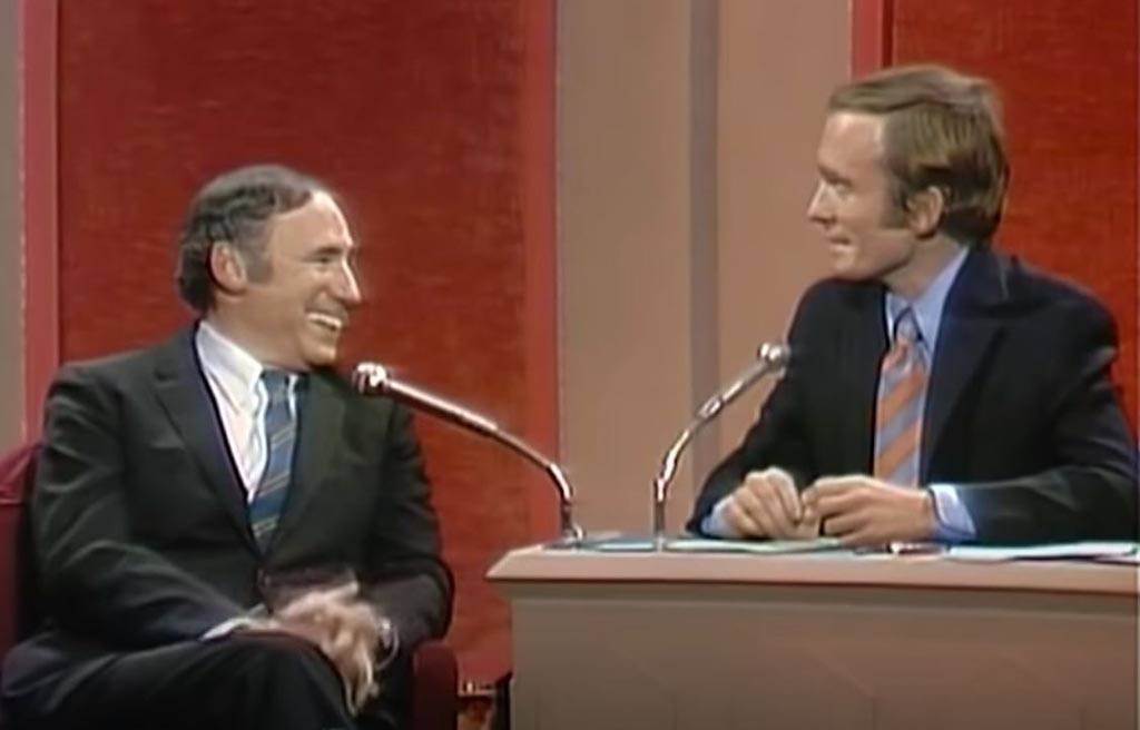 Cavett and Brooks
