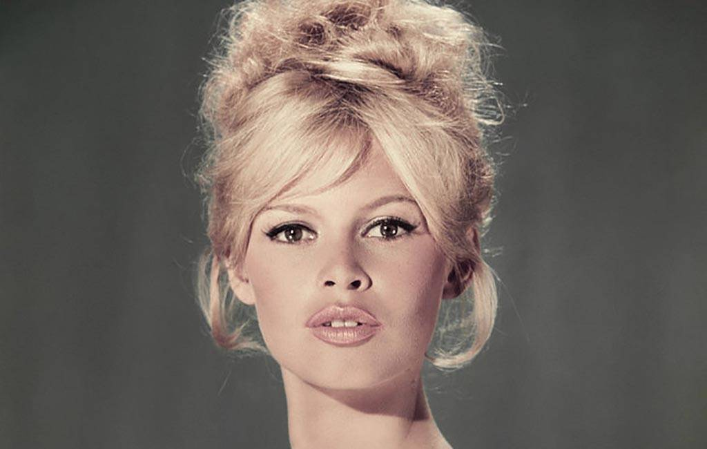 Portrait of Bridget Bardot