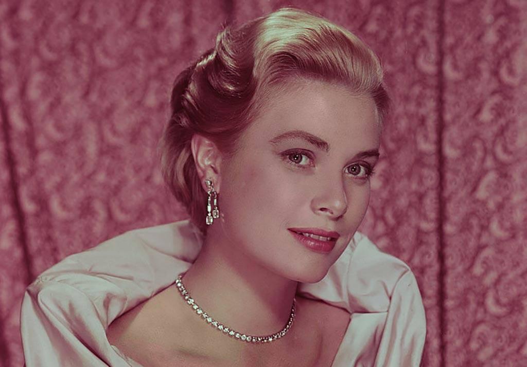 Portrait of Grace Kelly