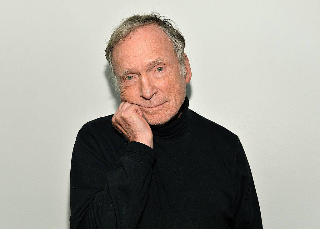 Portrait of Dick Cavett