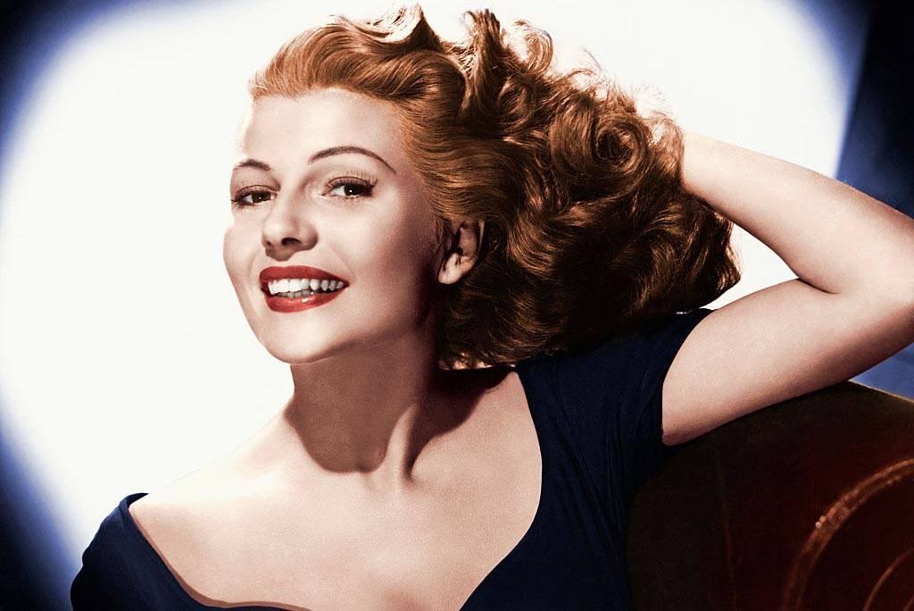 Portrait of Rita Hayward