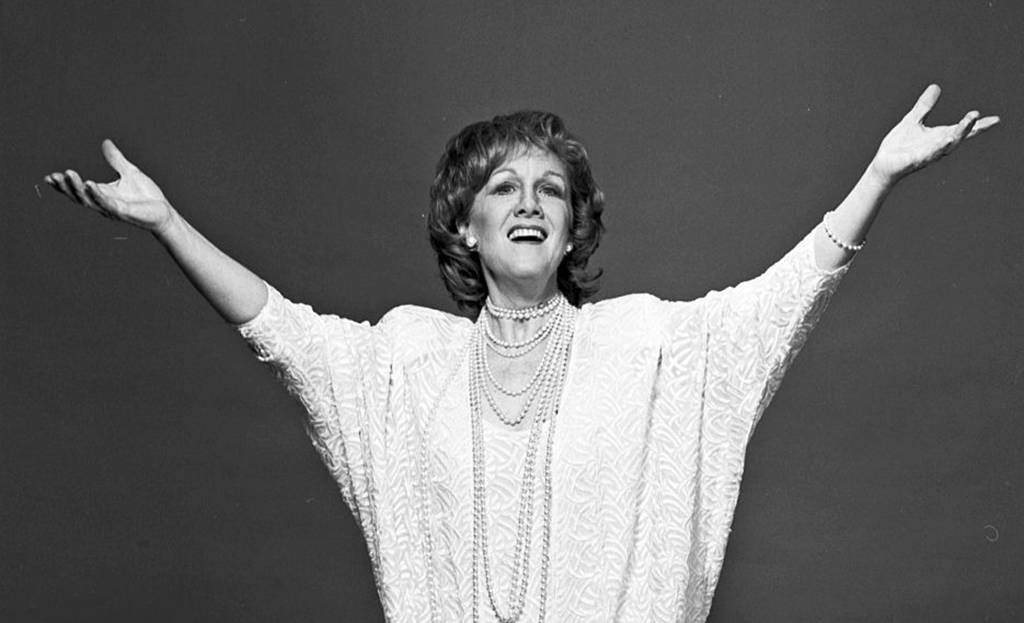 Portrait of Marni Nixon