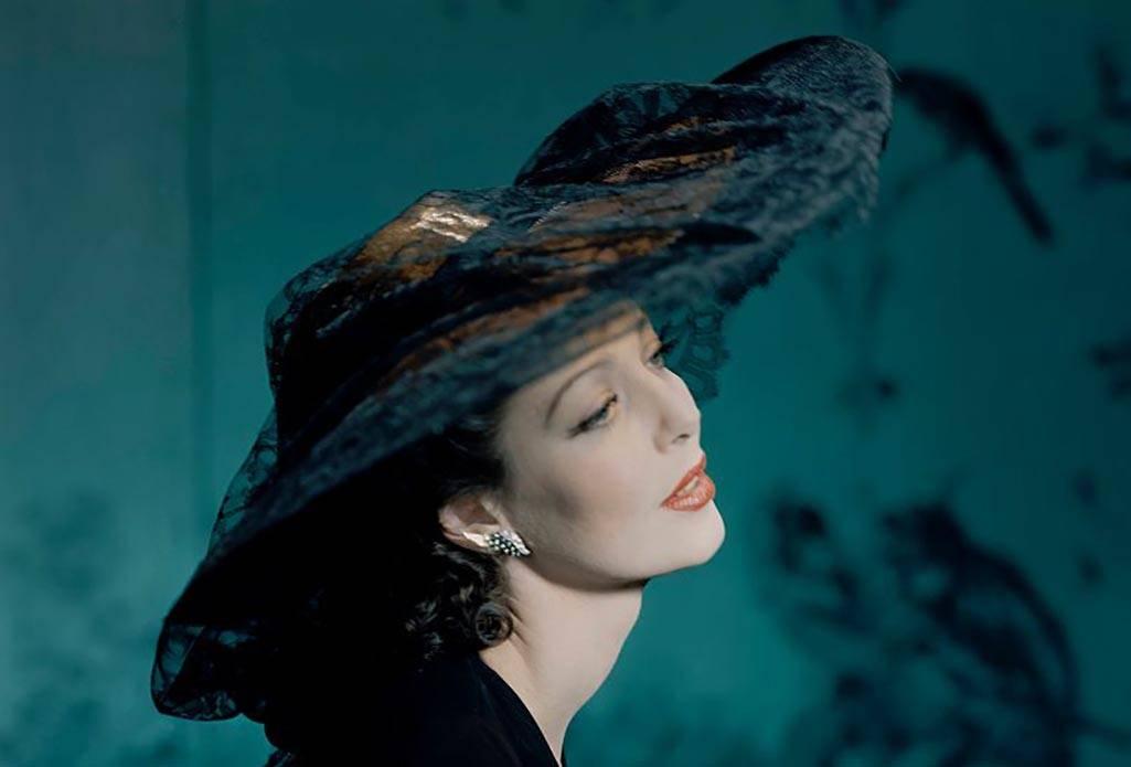 Portrait of Loretta Young