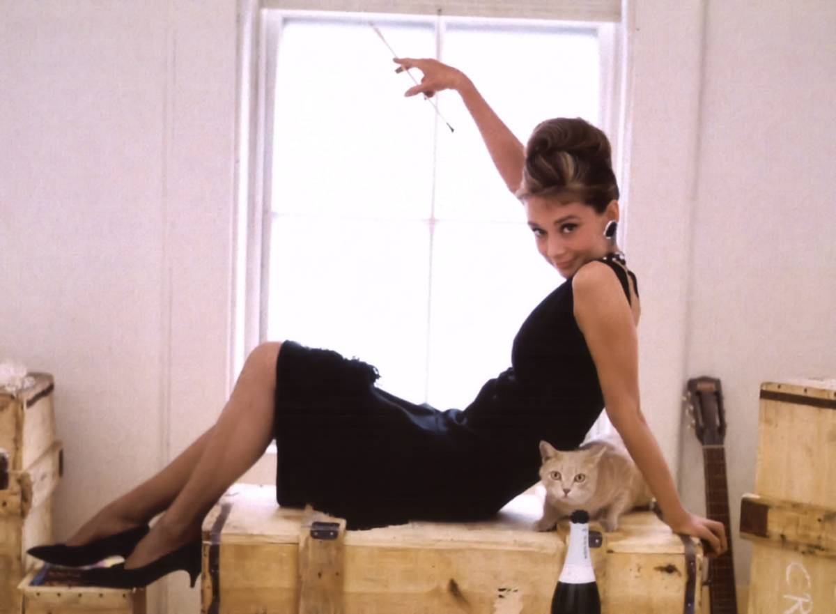 The 60s Brought The Role Of Holly Golightly