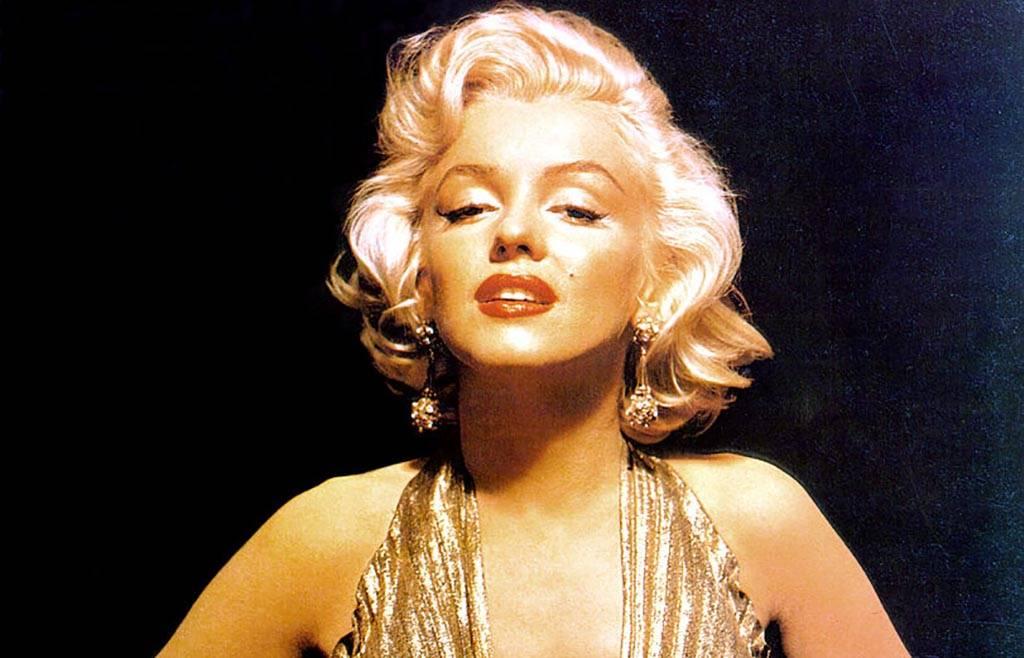 Portrait of Monroe