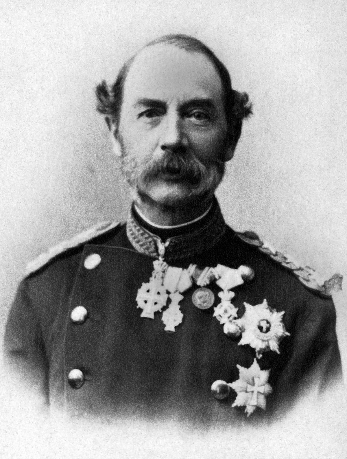 Christian IX king of Denmark