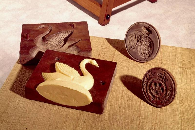 Butter Molds To Give Your Spread Some Pizzazz