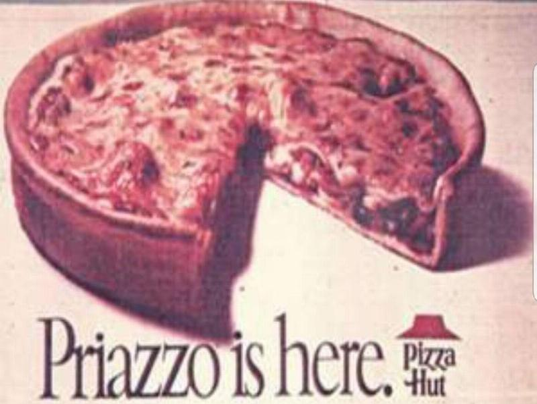 Pizza Hut Priazzo