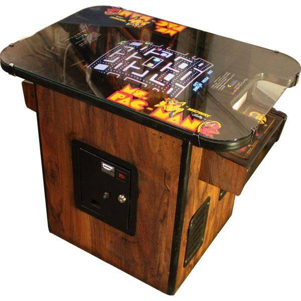arcade game from pizza hut