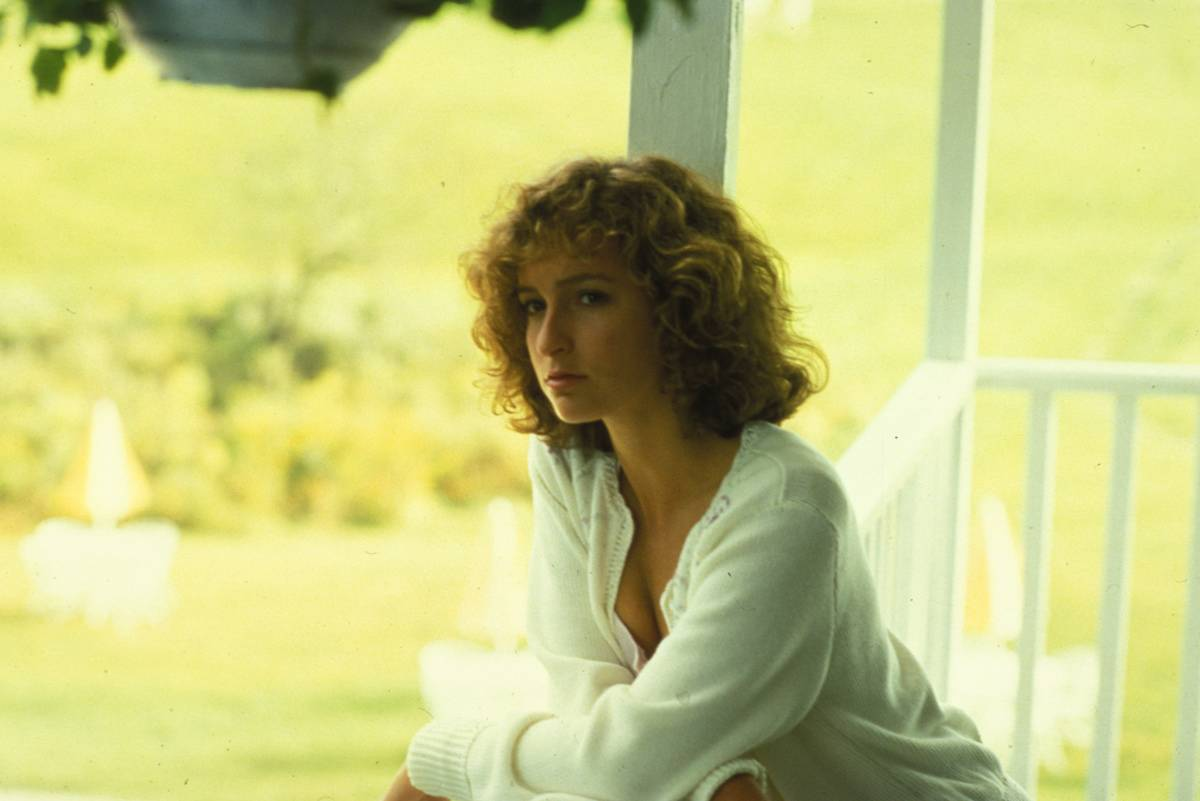 Jennifer Grey As Baby In Dirty Dancing