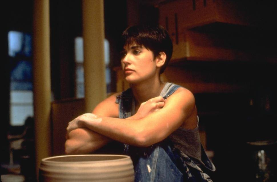 Demi Moore As Molly In Ghost